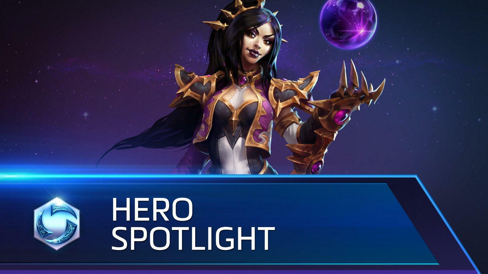 Li Ming Es La Nueva Héroe De Heroes Of The Storm Gamercafe